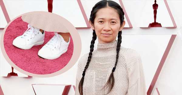Chloé Zhao, o cómo recoger dos Oscar y hacer historia en zapatillas
