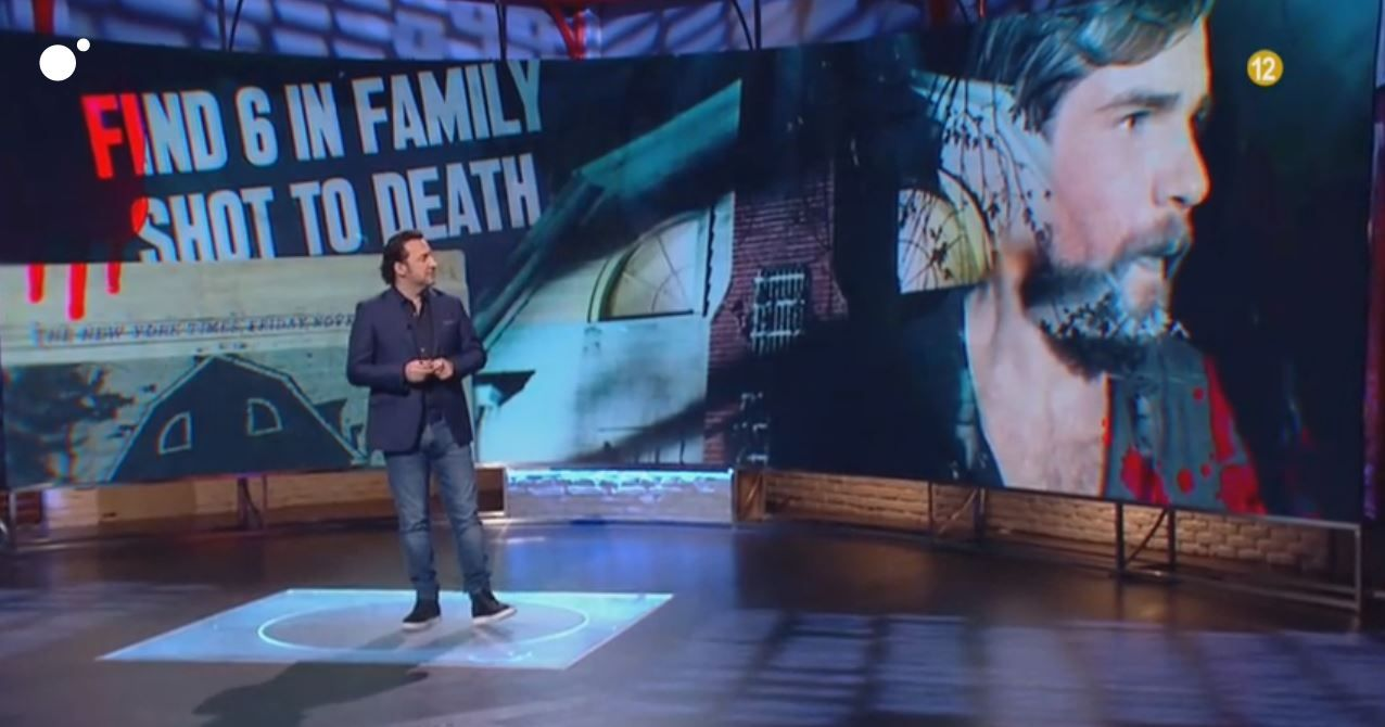 'Cuarto Milenio' pone el foco en el asesino de la casa de Amytiville