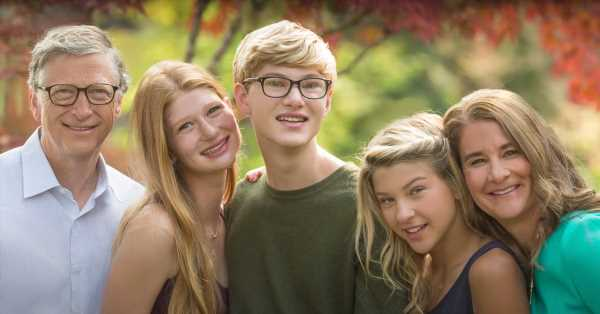 Descubrimos a Rory John, el discreto hijo de Bill Gates: poeta, feminista y fanático de los puzzles