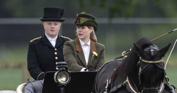 El especial regalo que el duque de Edimburgo ha dejado en herencia a su nieta Lady Louise