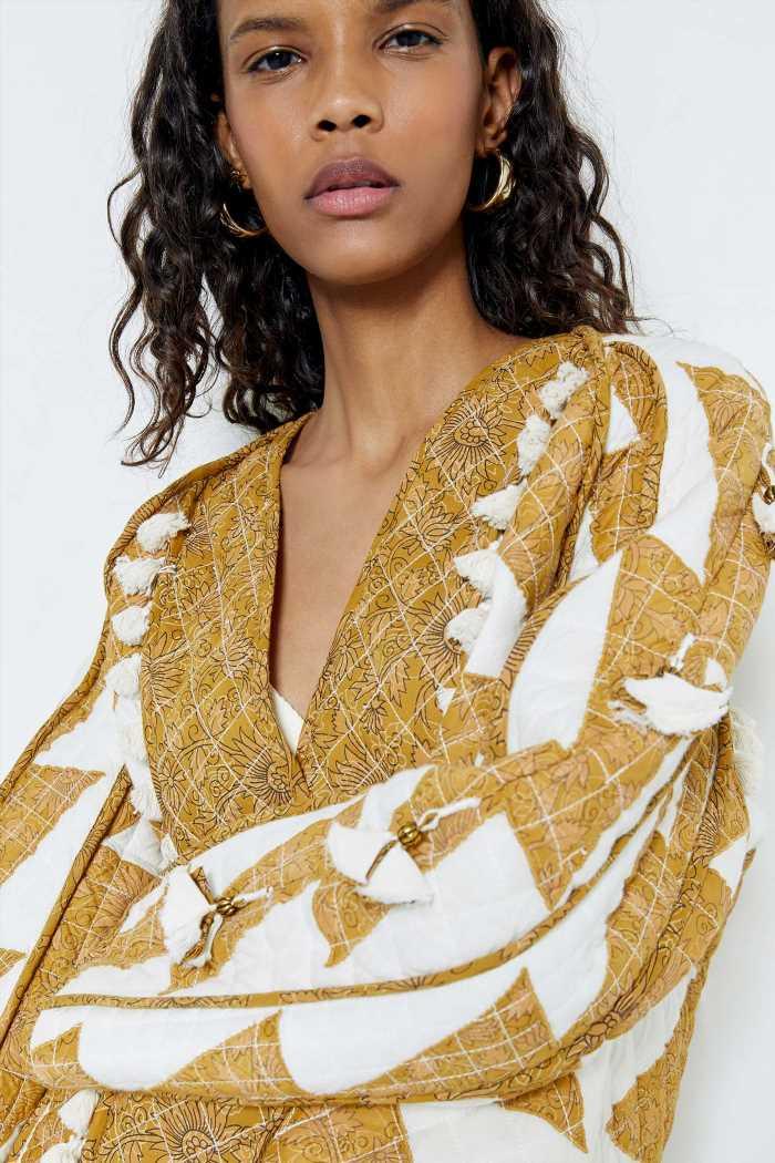 Estas chaquetas acolchadas de Sfera perfectas para el entretiempo son la opción más original de la primavera