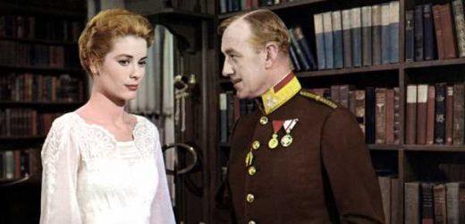 Grace Kelly y la broma que mantuvo 26 años con Alec Guinness, su 'príncipe' antes de casarse con Rainiero