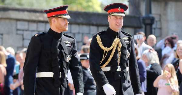 Juntos, pero no revueltos: así será el reencuentro entre Harry y Guillermo en el funeral de Felipe de Edimburgo