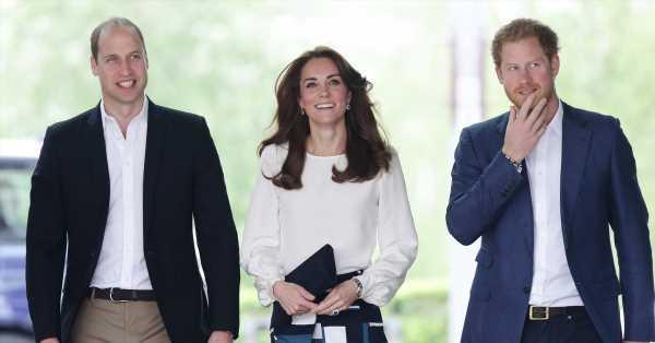 Kate Middleton, dispuesta a mediar entre Guillermo y Harry antes de su reencuentro este sábado