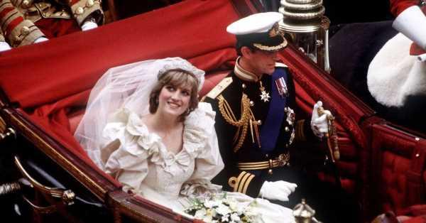 Kensington Palace exhibirá el vestido de novia de Diana de Gales coincidiendo con el 40º aniversario de su boda con Carlos de Inglaterra