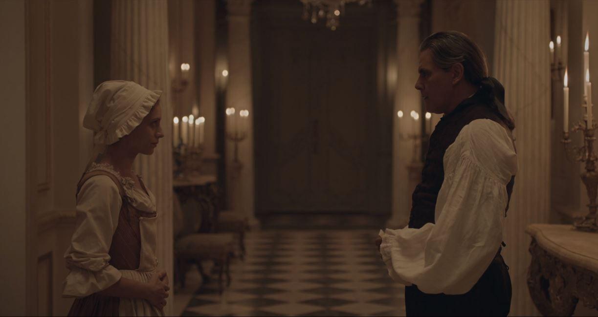 'La cocinera de Castamar': Diego y Clara, unidos para ayudar al Rey