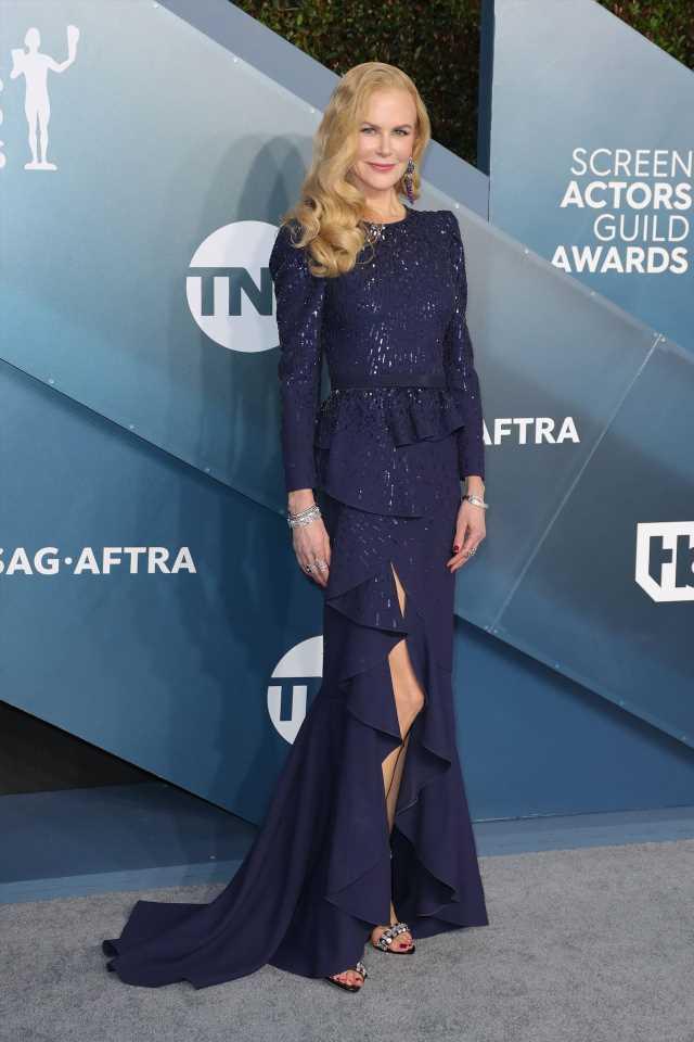 La increíble transformación de Nicole Kidman en su película