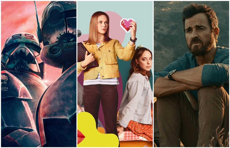 Las mejores series de Netflix, HBO, Apple y Disney + para despedir abril 2021