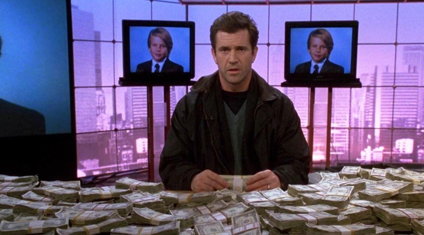 Mel Gibson intenta un 'Rescate' a la desesperada para salvar a su hijo
