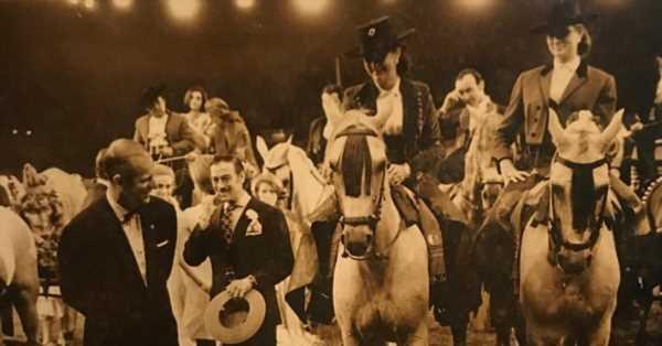 Perico Domecq, el amigo español del duque de Edimburgo… ¿que pellizcó a la reina de Inglaterra?