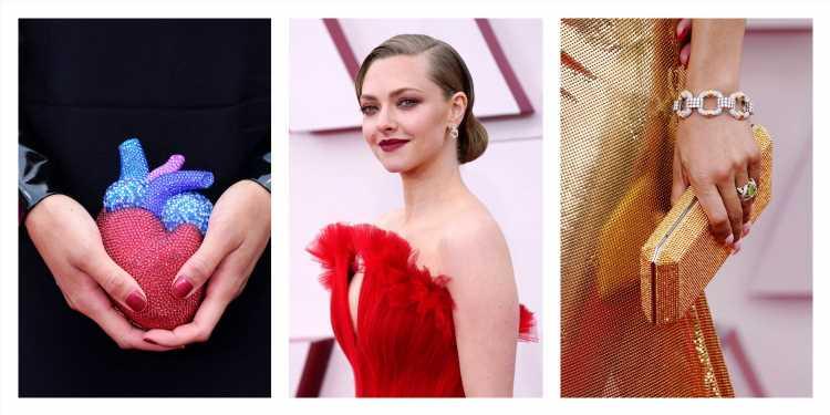 Premios Oscar 2021: las joyas más especiales de las actrices