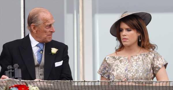 Recuerdo tus manos, tu risa y tu cerveza favorita: el personal adiós de la princesa Eugenia a Felipe de Edimburgo