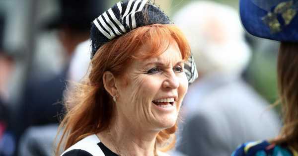 Sarah Ferguson, la otra gran ausente: esto es lo que hizo durante el funeral del duque de Edimburgo
