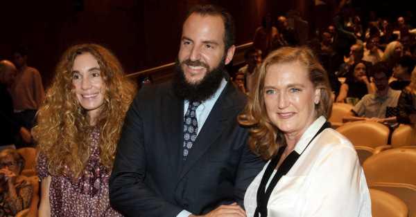 Tita, Borja, Blanca… y Francesca: la familia, junta de nuevo por el centenario del barón Thyssen