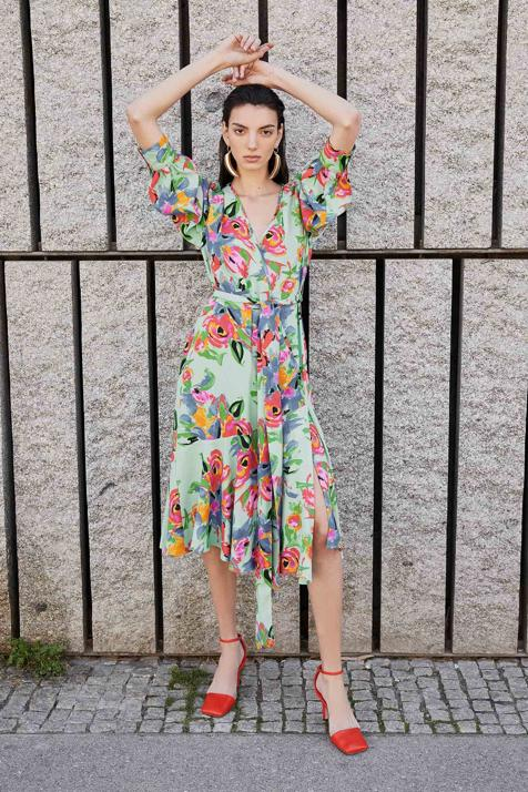 Tres vestidos espectaculares que acaban de llegar a Sfera y son perfectos para tus looks de invitada