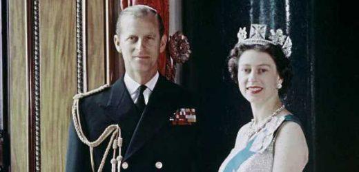 El intrincado y trágico árbol genealógico del duque de Edimburgo