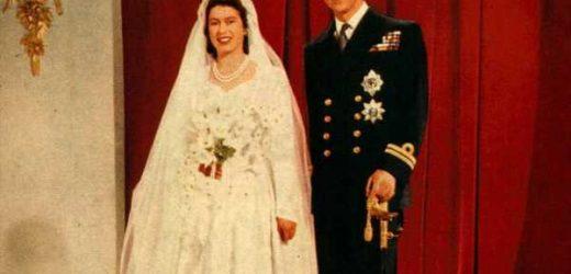 Así fue la boda de Isabel II y Felipe de Edimburgo, una celebración llena de contratiempos