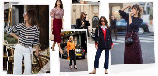 10 prendas que las francesas siempre visten en primavera y verano