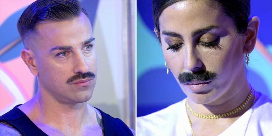 Anabel Pantoja y Rafa Mora, suspendidos de empleo y sueldo