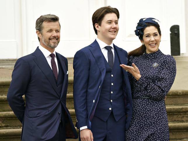 Así es Christian de Dinamarca, el único príncipe varón que reinará en la generación de la princesa Leonor