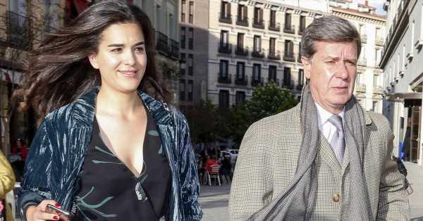 Bárbara Mirjan, el gran apoyo de Cayetano Martínez de Irujo