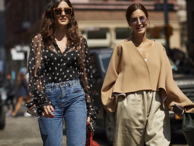 Culotte, slouchy y de pinzas: tres pantalones de Mango Outlet súper baratos que hacen tipazo y pegan con todo