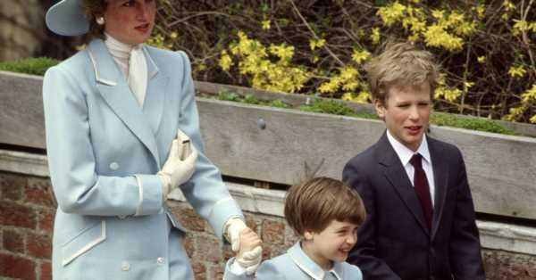 De la reina Sofía a Cindy Crawford: cuando las madres se vistieron igual que sus hijos (y fue un éxito de estilo)