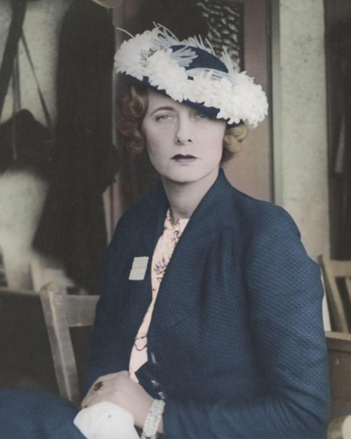 Doris Delevingne, Lady Castlerosse: la hija de un comerciante que consiguió casarse con un lord, ser amante de los Churchill (padre e hijo) y amasar una fortuna en regalos de aristócratas ingleses