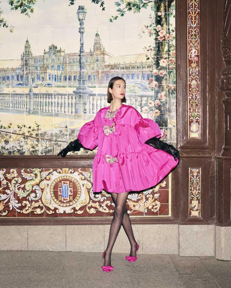 El vestido de invitada de Isabella Ruiz Rato