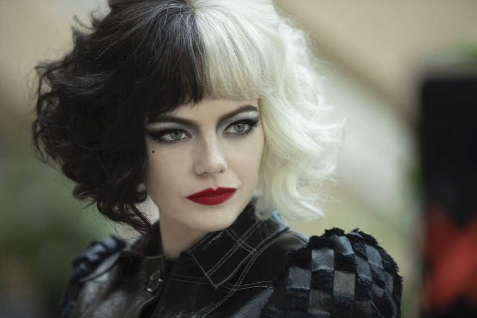 El vestido favorito de Emma Stone en 'Cruella'