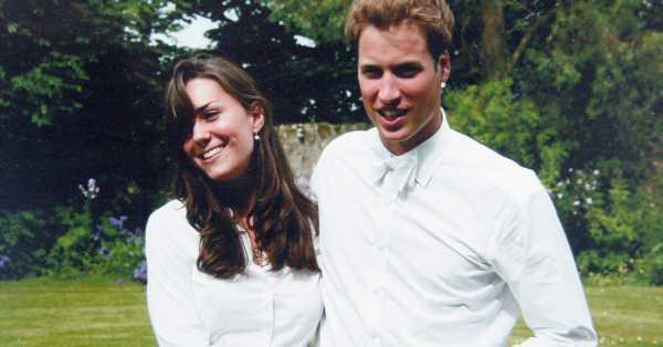 Guillermo no le quitaba ojo a Kate: una excompañera de su residencia universitaria habla del flechazo instantáneo entre los duques de Cambridge