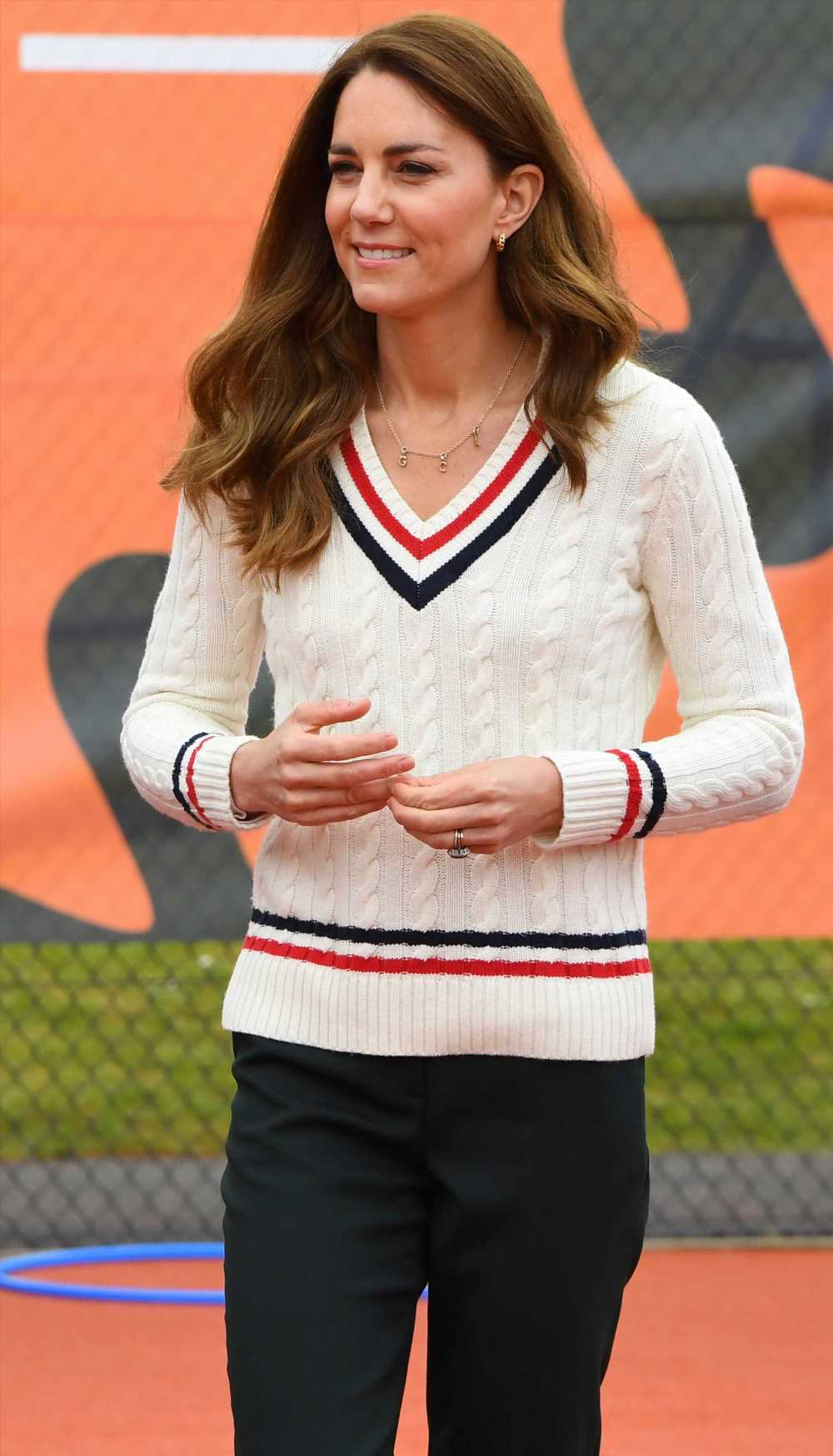 Kate Middleton y los vaqueros que favorecen de & Other Stories