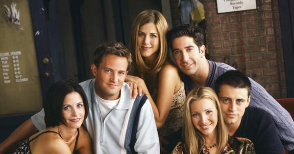 La reunión de 'Friends' ya tiene fecha de estreno (aunque en España de momento no la veremos)