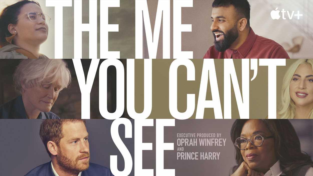 La serie sobre salud mental del príncipe Harry y Oprah Winfrey