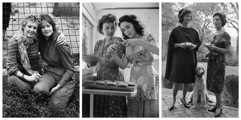 Las 'celebrities' y sus madres: sus fotos más bonitas