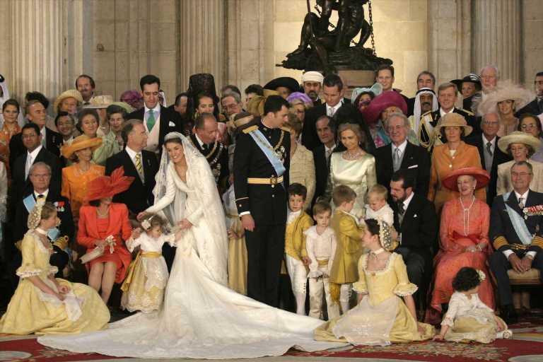Letizia y Felipe VI: 17 años de matrimonio