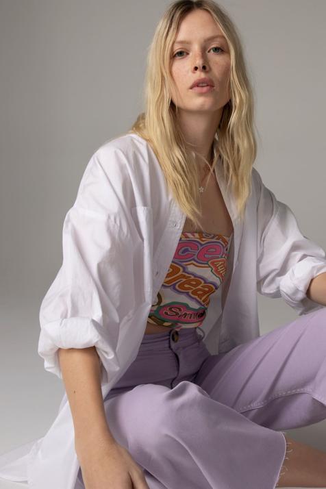 Los nuevos colores tendencia de los pantalones culotte de Stradivarius que adelgazan y que se agotan sin parar son irresistibles