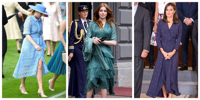 Maje: la ropa favorita de princesas y reinas europeas