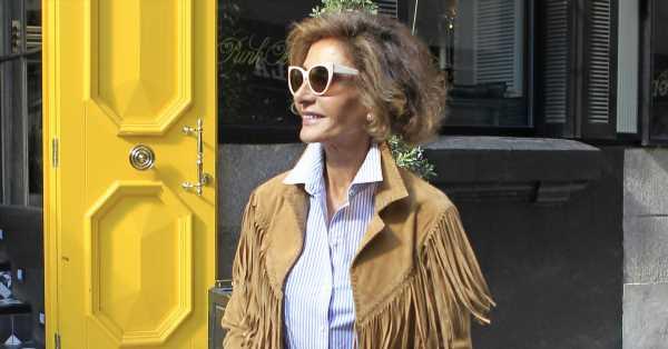 Natuca, la madre de Naty Abascal: la primera mujer en abrir una boutique en Sevilla y madre de 11 hijos