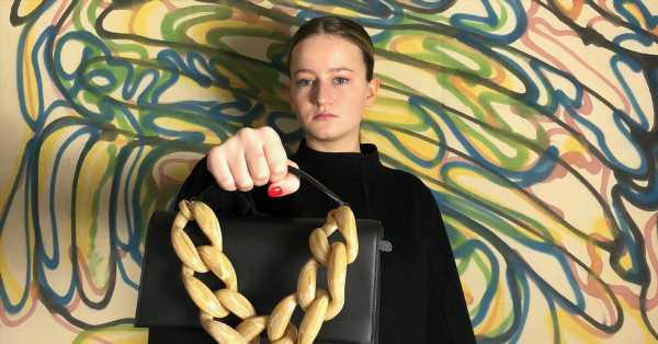 Sharkchaser, los bolsos que aseguran proteger de las radiaciones de los móviles y han conquistado a Katie Holmes