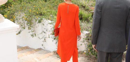 Zara reedita uno de los looks más impresionantes de la Reina Letizia y ya tiene lista de espera