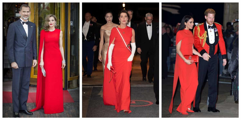 Zara vende el vestido capa preferido de las royals