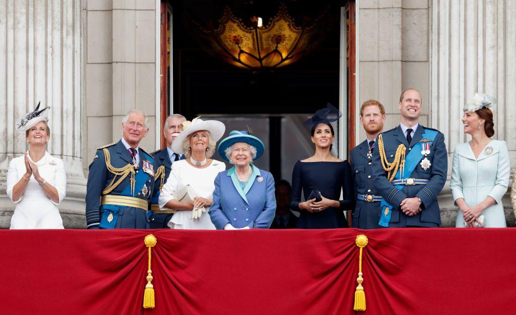 ¿Racismo en el Palacio de Buckingham?