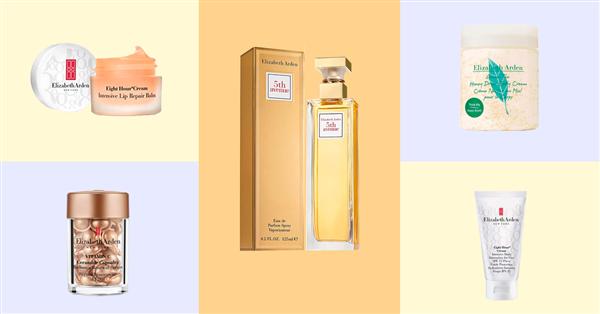 9 cosméticos de Elizabeth Arden que triunfan como su Eight Hour Cream