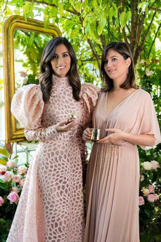Ana Boyer y Chabeli Iglesias, imagen de Lancôme