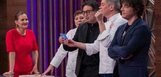 Boris y Celia Villalobos regresan a las cocinas de 'MasterChef'