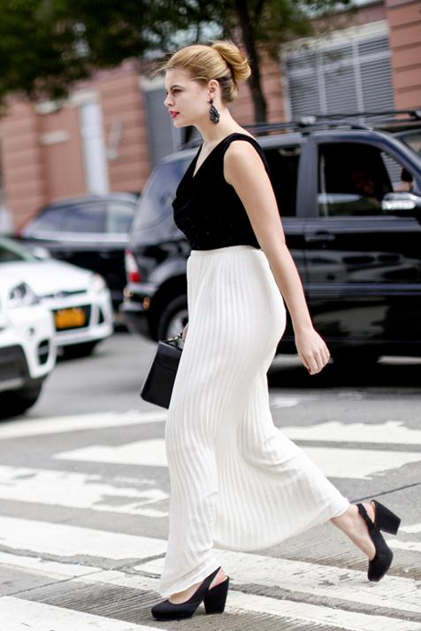 Cuatro faldas de punto que acaban de llegar a Zara y quedan perfectas con tu camisa o top favoritos