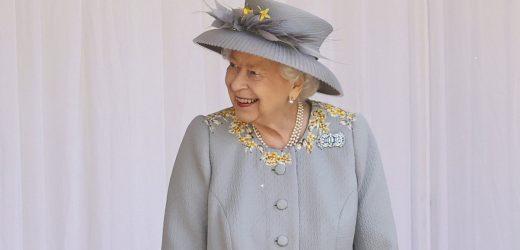 El bonito homenaje de Isabel II al duque de Edimburgo en el Trooping the Colour