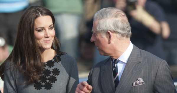 El cariñoso apelativo por el que Kate Middleton llama a su suegro, el príncipe Carlos