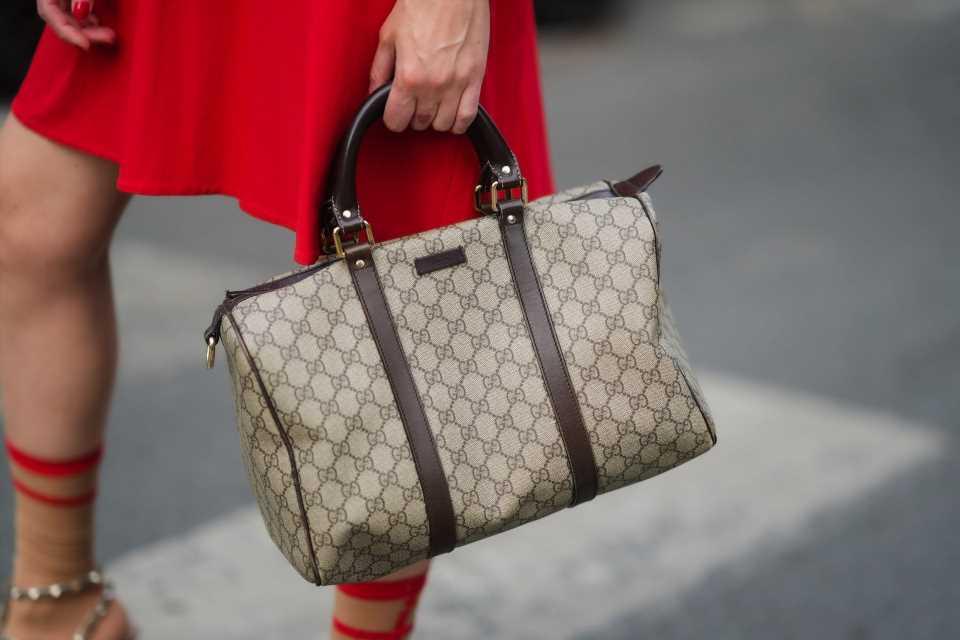 Gucci crea Demetra, su nuevo material vegano